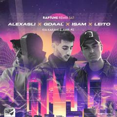 Amir HZ & Kia Karami - Raptune Remix S67 (Behzad Leito X Gdaal X Isam X Alexasli)