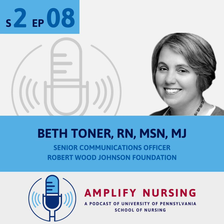 Amplify Nursing: Season 2 Ep 08: Beth Toner
