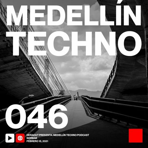 MTP 046 - Medellin Techno Podcast Episodio 046 - Nørbak