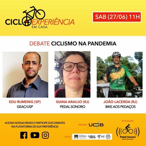 CICLOEXPERIÊNCIA 2020 - EM CASA - CICLISMO NA PANDEMIA