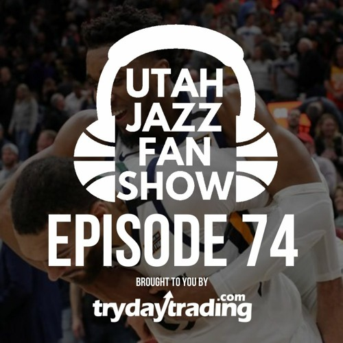 Ep 74   NBA shuts down, Rudy Gobert's unfair criticism and end-of-year scenarios for the Utah Jazz