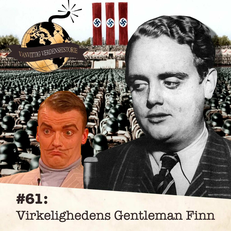 #61: Virkelighedens Gentleman Finn