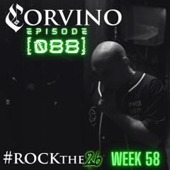 [088] #ROCKthe26 Week 58 06.14.2021