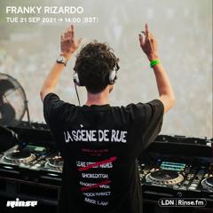Franky Rizardo - 21 September 2021