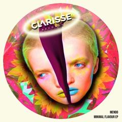 Mendo - Minimal Flavour [Clarisse Records]