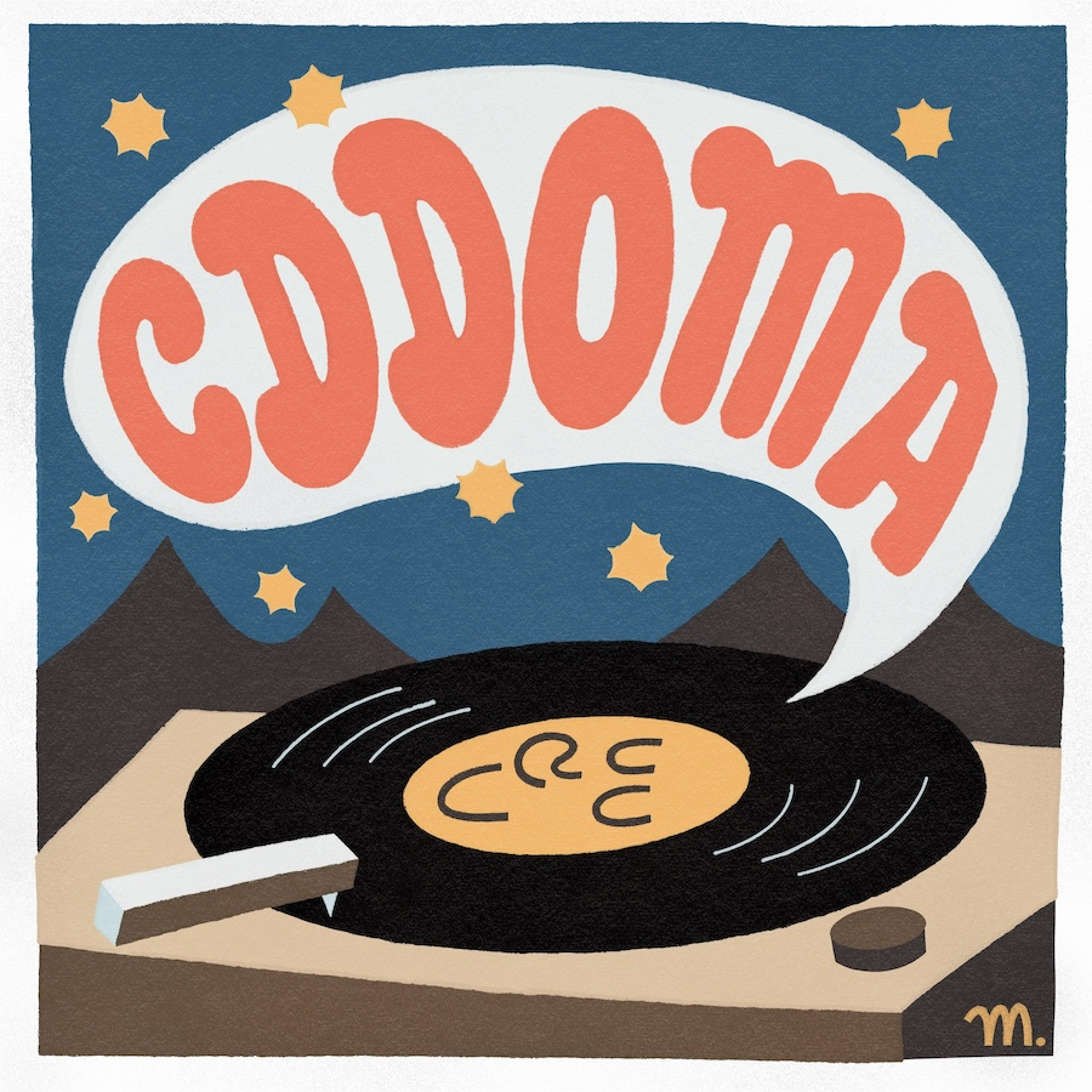 Mix of the Week #380: CDDOMA