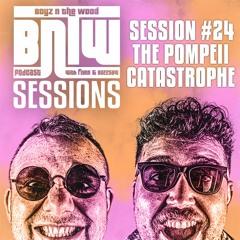 The Pompeii Catastrophe - BNTW Podcast Sessions - #24