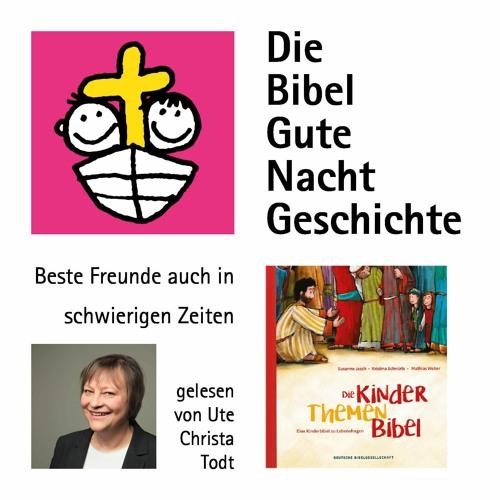 Kirche mit Kindern - BibelGuteNachtGeschichte 2020 03 28