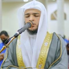 ما تيسر من سورة الأنبياء    الشيخ محمد عبادة    مسجد عمر بن الخطاب - الشارقة