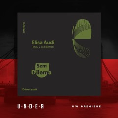 PREMIERE: Elisa Audi - Sem Dilema (L_cio Remix) [Diversall]