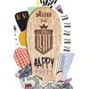 Happy Happy (feat. Los Mendoza)