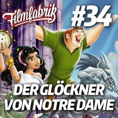 DER GLÖCKNER VON NOTRE DAME | Zwei PRINZESSINNEN reden über Disney | #34