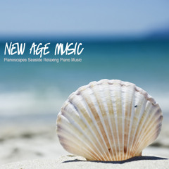 I Wonder - Piano Music and Sea Music with Natural Sounds