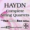 String Quartet No. 5 in E-Flat Major, Op. 1 No. 5, Hob.III:6 (arrangement of 'Symphony A' in B-Flat Major, Hob. I:107, spurious): III. Allegro molto