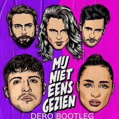 Kris Kros Amsterdam - Mij Niet Eens Gezien (DERO Bootleg) FREE DOWNLOAD!! [#51 Pop top 100 Hypeddit]