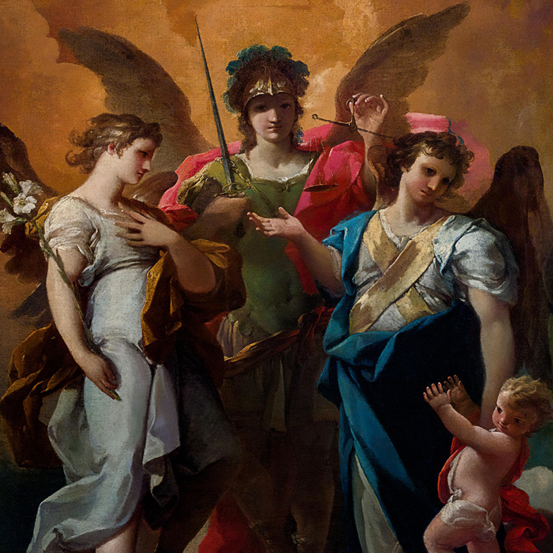 Homilia Diária | Uma guerra espiritual (Festa dos Santos Arcanjos Miguel, Gabriel e Rafael)