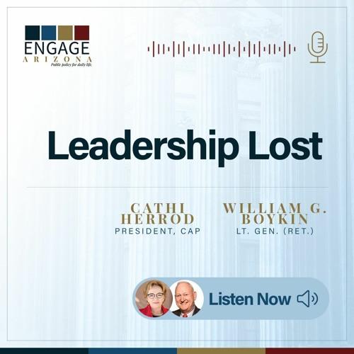 Leadership Lost