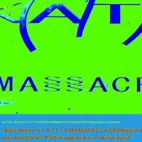 BODYMETA x K/A/T/O/ MASSACRE, Special Guest: MADTEO Sept 25 2019 @ FOREST LIMIT, TOKYO 4th HOUR