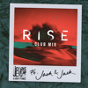 Rise (Jonas Blue & Eden Prince Club Mix) [feat. Jack & Jack]
