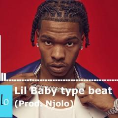 | Free 4 Profit | Lil Baby type beat (prod. njolo) | Instrumental trap | Guitar trap type beat |