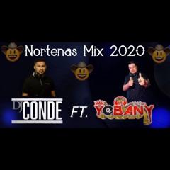DJ Conde Ft. DJ Yobany (Nortenas Mix) 2020