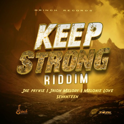 "Jae Prynse: ""Nowadays Friendship""(Keep Strong Riddim)"
