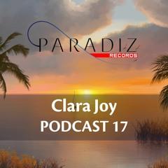 Pardiz Podcast 17 mixed by ClaraJoy