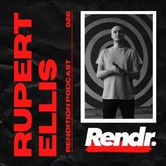 Rendition 026 - Rupert Ellis