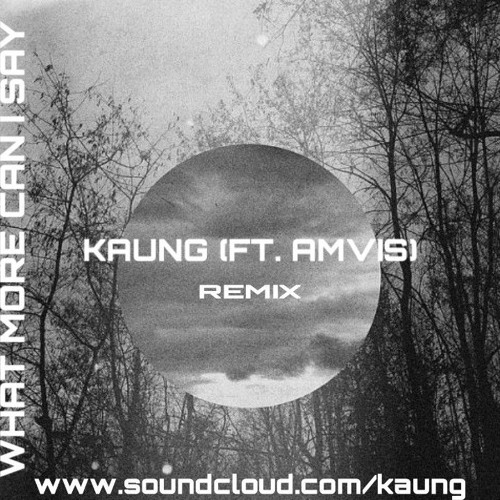 Amvis - What more can I say (Remix by kaung)