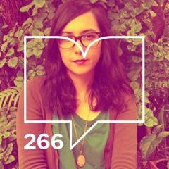 Episodio 266: Acercándonos a escritoras - Ingrid Solana
