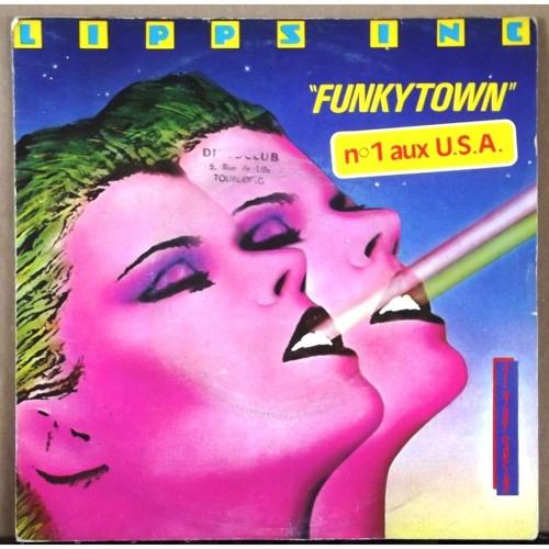 Lipps Inc. - Funkytown (Carlos Fas & Vicente Fas Remix) [2020]