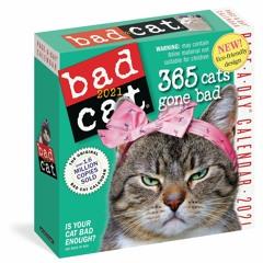 [READ PDF] EPUB Bad Cat Page-A-Day Calendar 2021 [EBOOK EPUB KIDLE]