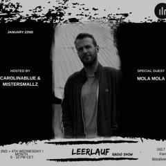 Leerlauf Radio Show 14 by Mola Mola