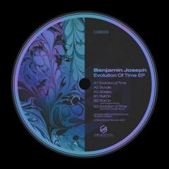 PREMIERE: Benjamin Joseph - Evolution Of Time [CGR005]
