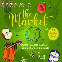 The Market at The Whitechapel Projects