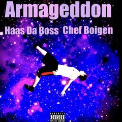 Armageddon (feat. Chef Boigen)