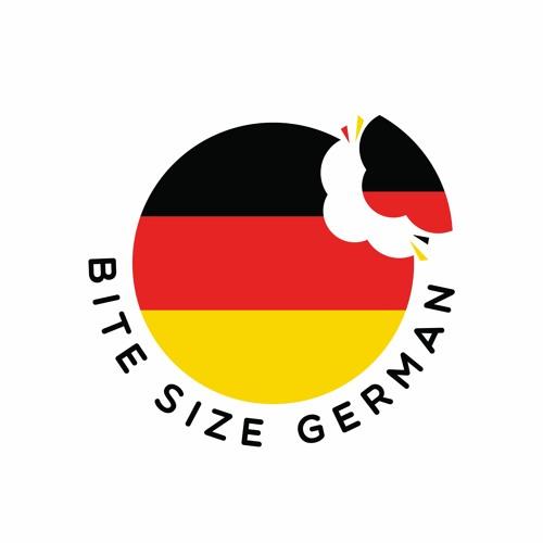 Bite Size German Lesson 81