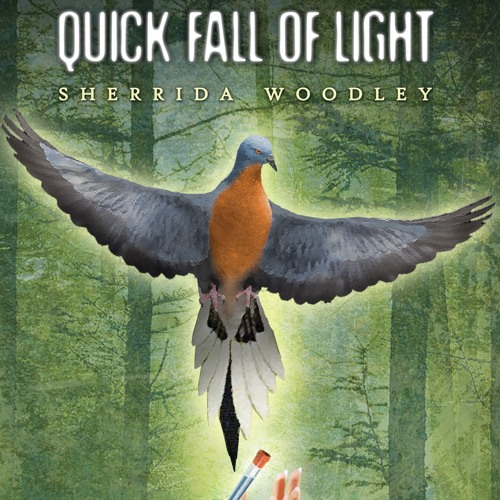 Sherrida Woodley talks about writing A QUICK FALL OF LIGHT