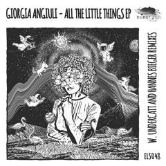 Premiere: Giorgia Angiuli - Vibrations (Hannes Bieger Remix) [Eleatics Records]