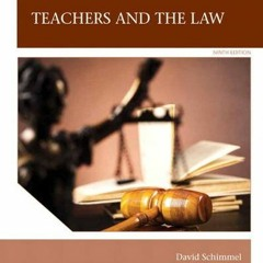 [F.R.E.E D.O.W.N.L.O.A.D R.E.A.D] Teachers and the Law (Allyn & Bacon Educational Leadership) eBook