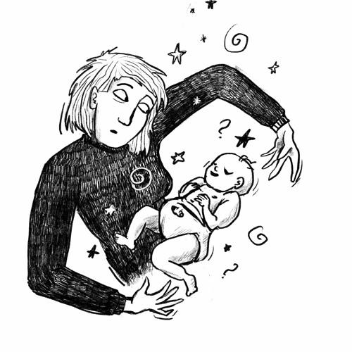 Op papier: de kinderzorgen van Tessa