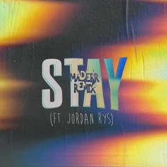 The Kid LAROI, Justin Bieber - Stay (Maderr remix)