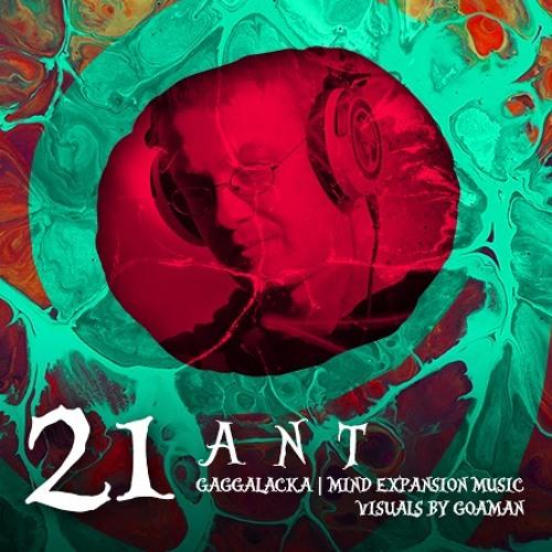 """Radio Gagga Podcast"" Vol. 21 mixed by Ant"