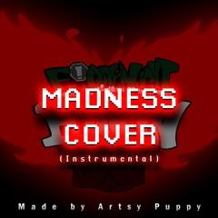 Madness Cover (Instrumental Ver.) - Friday Night Funkin' (Tricky Mod)