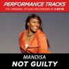 Not Guilty (Instrumental)
