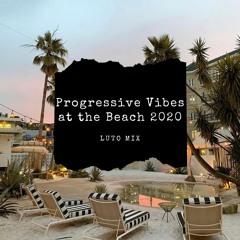 Progressive Vibes at the Beach Yokohama 2020.10.17