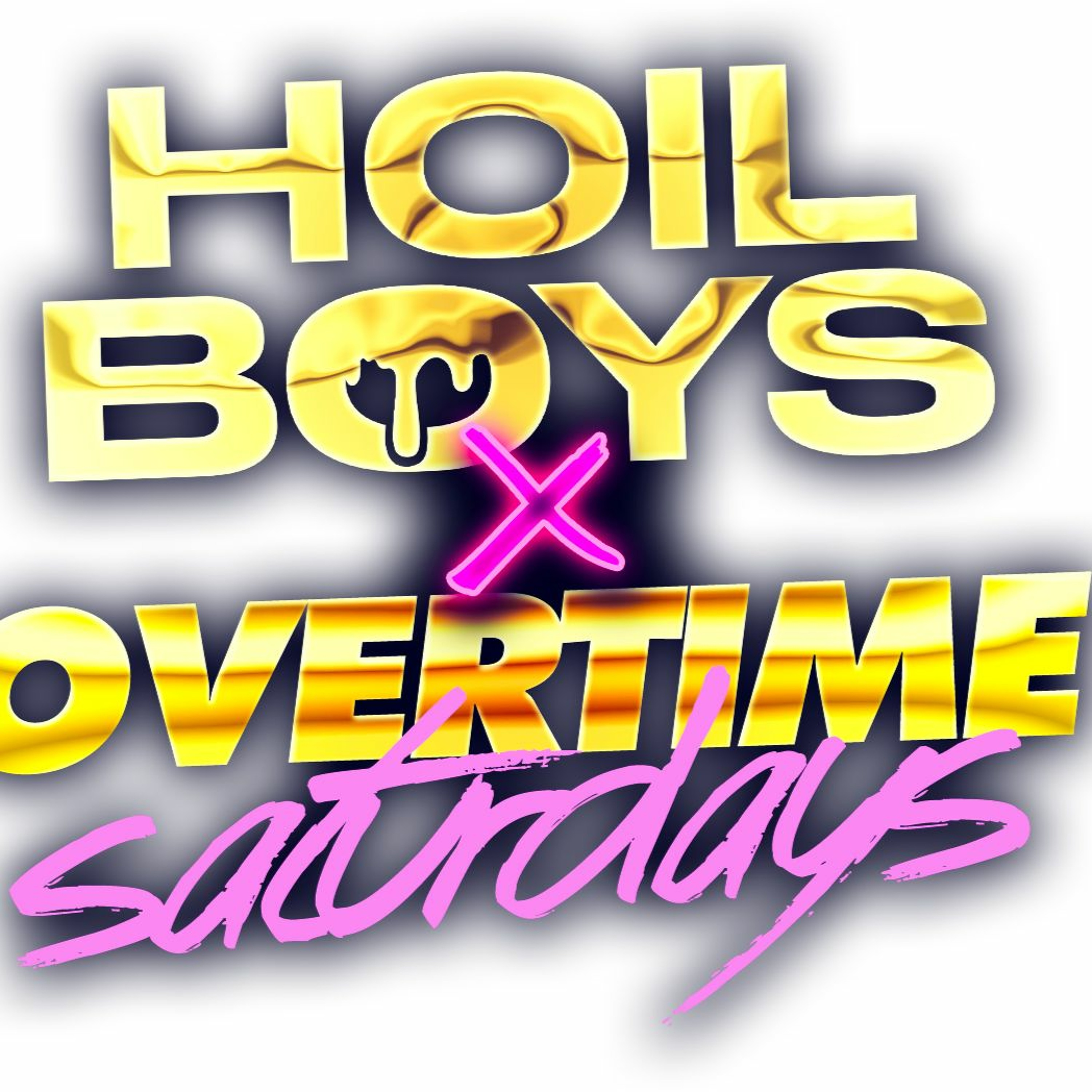 Hoil Boys X Overtime Saturdays Live Set by Spaceship Billy