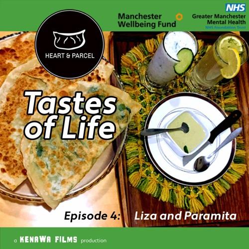 Episode 4: Liza and Paramita