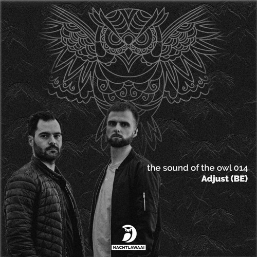 the sound of the owl 014 by Adjust(BE)