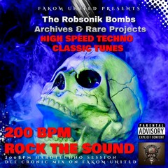 """Fabulous SpeedTime """" Rock The Sound """" Hors serie To ChrIstian The Doc - Pure hardtechno 200 Bpm"""